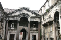 Diocletian�s palace