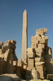 The obelisk of Hatshepsut