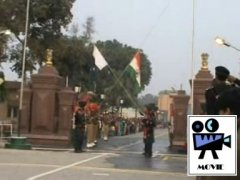 Wagah Border Ceremony video clip