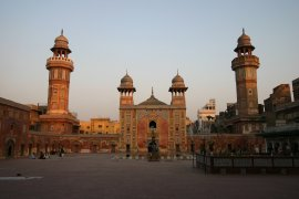 Mosque of Wazir Khan