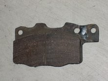 Brake pads 'Made in India'