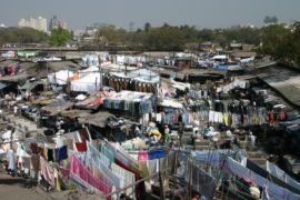Dhobe Ghat (Laundry) at Bombay