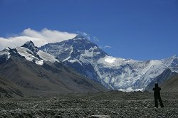 Everest - Highest Mountain in The world- 8860m