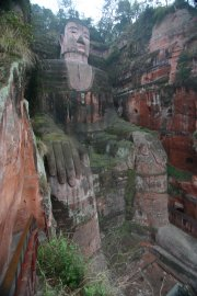 The Giant Buddha of Leshan