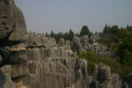 The Stone Forest, away from the crowds