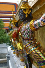 Grand Palace temples