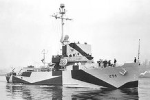 The USS Salute in her prime