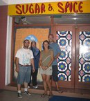 A delightful meal at Sugar & Spice, bringing back all those memories of Syria