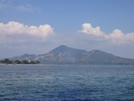 Manado Tua watches over the Bunaken Marine Park