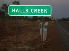 Jana less than happy to be in Halls Creek