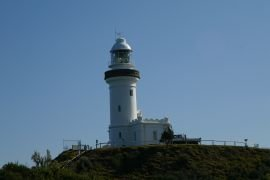 Lighthouse at Cape Byron
