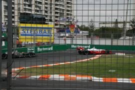 Indy Cars, Surfers Paradise