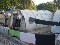 IDP (Internally Displaced People) shelters in Dili