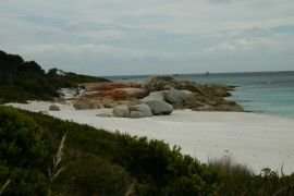 Bay of Fires beach