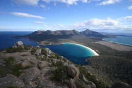 Wineglass Bay, beautiful