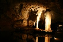 Lake Cave - the loveliest of them all