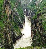 Three Parallel Rivers of Yunnan